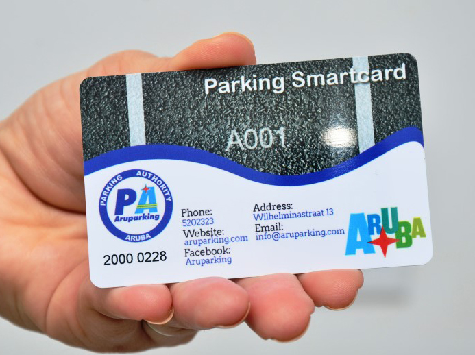 Smartcard article